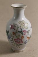 Porcelán pillangós váza 359