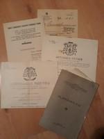 Győri és győr környéki vonatkozású papírrégiségek