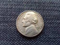 USA 5 Cent Jefferson nikkel 1962 / id 15488/