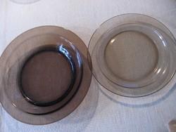 Arcoroc FRANCE lapos tányér