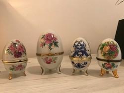 Porcelán Tojások