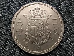 Spanyolország I. János Károly (1975-2014) 50 Peseta 1983 M / id 15869/