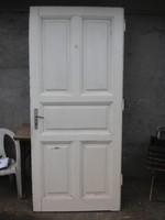 Régi fa ajtó nagyméretű