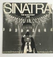 Frank Sinatra The Main Event (Live) 1974., bakelit lemez, vinyl