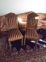 Antik szék 2 darab