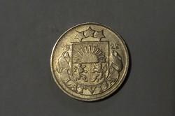 Lettország, 10 Szantim 1922.