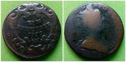 Ausztria Mária Terézia (1740-1780) 1 Krajcár 1762 W */ id 1440/