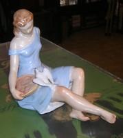 Kispest porcelán Hamupipőke