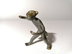 Majom bronz szobor (243)