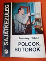 Polcok, bútorok Sajátkezüleg sorozat 1977 retro