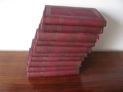 Heltai Jenő 10 kötete