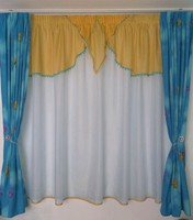 Lepkés függöny szett- Kislány szobába vagy romantikus alkatúaknak