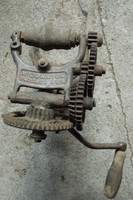 RITKA ! Mc Cormick Chicago USA Eredeti Veterán Traktor kasza élező köszörű szerszám