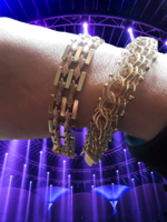 Art Deco 14 k arany karkötő 28 gr Rohamosan emelkedik az arany ára !!