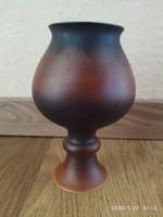 Hollóházi váza serleg urna