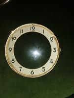 Kandalló ablak üveg számlap 16cm átmérő