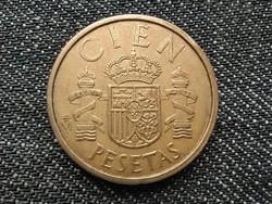 """Spanyolország I. János Károly (1975-2014) 100 """"CIEN"""" Peseta 1986 / id 15852/"""