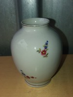 Drasche Porcelán Kis Váza