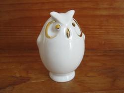 Hollóházi porcelán bagoly