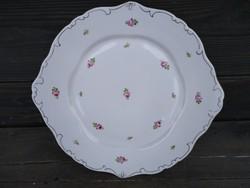 Hollòházi  kèzzel festett tányèr 30 cm