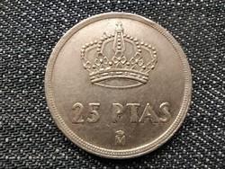 Spanyolország I. János Károly (1975-2014) 25 Peseta 1982 / id 15876/