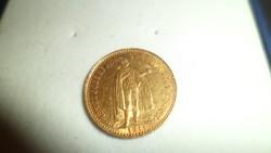 Ferenc József arany 10 koronás 1911