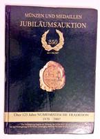 Numizmatika katalógus  2007  250 év jubileumi