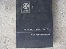 Wolkswagen Bogár Beetle javítási útmutató 11 14 15