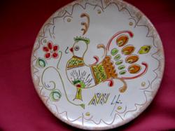 Gyűjtői CHERAMICHE LOI DORGALI SARDEGNA tányér