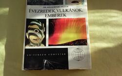Dr.Hédervári Péter:Évezredek,vulkánok,emberek.  (1981)