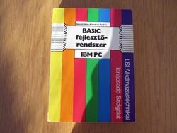 BASIC fejlesztőrendszer IBM PC