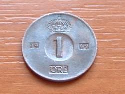 SVÉD 1 ŐRE 1969  U