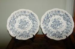 Copeland Spode kék fehér jázmin mintás tálaló tálak