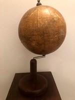 Antik asztali földgömb