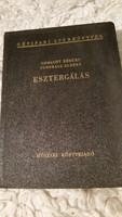 Gépipari Zsebkönyvek  ESZTERGÁLÁS szakkönyv eladó