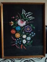 Hímzett falikép