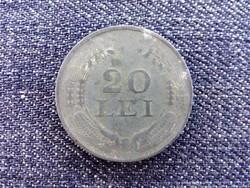 Románia I. Mihály (1927-1947) 20 Lej 1943 / id 14546/