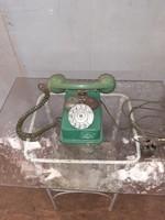 Antik telefonkészülék