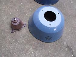 Ipari Loft lámpa Szarvasi Retro műhely lámpa industrial vintage
