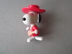 Eladó retro Snoopy Mcdonald's 1999-es figurák