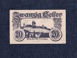 1 db osztrák szükségpénz 1920 (id7577)