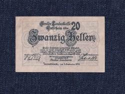 1 db osztrák szükségpénz 1919 (id7566)
