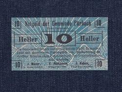 1 db osztrák szükségpénz 1920 (id7572)