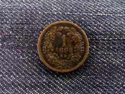 Angyalos 1 Krajcár 1868 KB / id 5319/