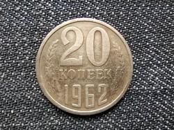 Szovjetunió (1922-1991) 20 Kopek 1962 / id 15975/