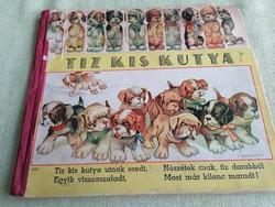 Antik mesekönyvritkaság a 1920-as évekből!!!!!