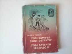 Mark Twain:Tom Sawyer mint detektív