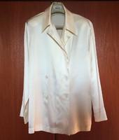 Gruppo La Perla 2 , eredeti olasz csodaszép selyem pizsama 100 % Seta-Silk