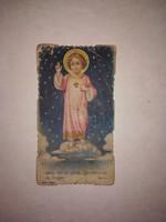 Nagyon régi Múlt  Század eleji  Régi Szentkép.