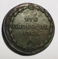 1 Groeschl 1781 A II.József
